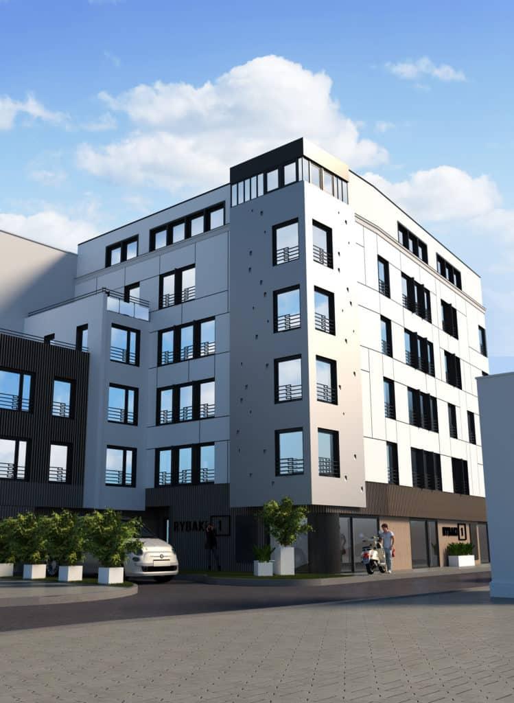 Rybaki 1 - Nowa inwestycja Moryson Development w Poznaniu